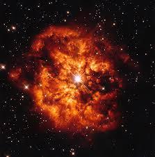 hubble captures brilliant star death in u201crotten egg u201d nebula nasa