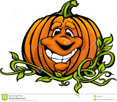 happy halloween jack o lantern pumpkin cartoon royalty free stock
