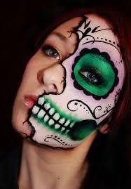 how to apply candy skull makeup makeup vidalondon
