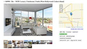 2 bedroom apartments in west hollywood look at these ten 5 000 a month apartments thought catalog