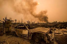 Graham Wa Wildfire by The Latest Southern California Fire 40 Percent Contained