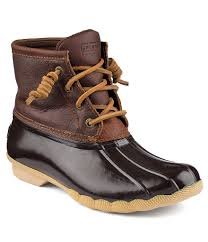 womens duck boots sale sperry top sider saltwater s waterproof cold weather duck