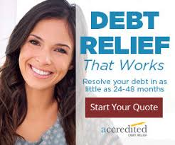 Debt Relief Options Explore Your Options Find Your Home Accredited Debt Relief