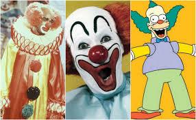 twitter users sharing videos of u0027creepy clowns u0027 with spookyclowns