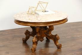 victorian marble top end table big coffee tables 2 round coffee tables square 24 inch table glass