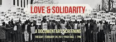 love and solidarity a film screening and q a with michael honey