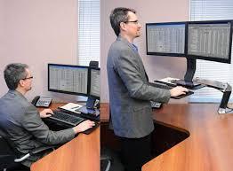 dual monitor stand up desk marvellous design ergotron desk mount 24 316 026 workfit a dual