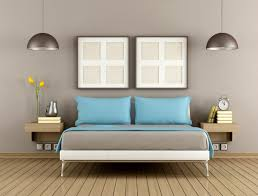 White And Blue Modern Bedroom Bedroom Decorating Teal Blue Bedroom Painted Wall White Laminate