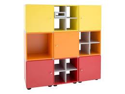 Wohnzimmerm El Marke Studio Window Box Gelb Orange Rot 3 X 3 Würfel B 35 2 Cm T 32