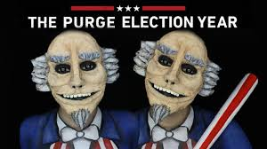 uncle sam halloween sfx makeup tutorial the purge mini series