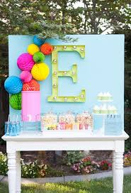 Pinterest Birthday Decoration Ideas Best 25 Outdoor Birthday Decorations Ideas On Pinterest Diy