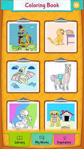 coloring pages boys coloring games kids app store