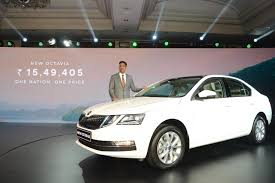 white lexus price in india new 2017 skoda octavia launched in india candy white autobics