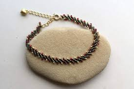 diy bracelet with beads images These beaded bracelet projects are easy jpg