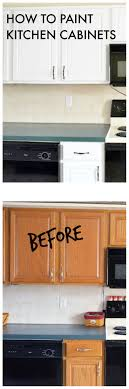 should i paint my kitchen cabinets or buy new ones painting kitchen cabinets create and babble