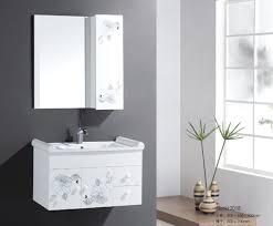 bathroom furniture single undermount sink green black white large