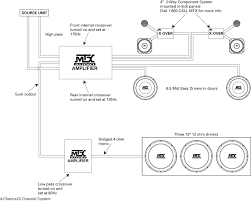 system diagram examples mtx audio serious about sound