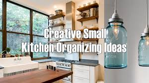Kitchen Organizing Ideas Creative Small Kitchen Organizing Ideas