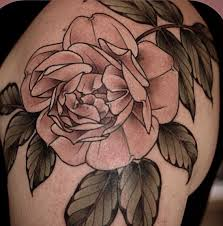 vintage rose tattoo by alice kendall design of tattoosdesign of
