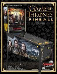 game of thrones pro pinball machine stern 2015 pinside game