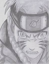 naruto crying drawing naeem 2017 feb 20 2012
