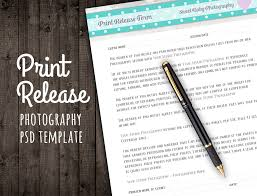 photo copyright release forms photography copyright release