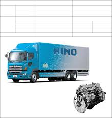denso common rail hino e13c service manual pages documents
