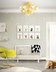 deco chambre de bébé chambre de baba idaes pour une fille inspirations avec couleur