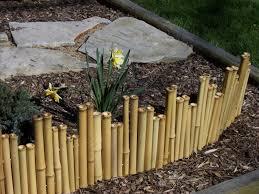 Types Of Garden Fences - home decor wonderful garden fence ideas bamboo garden best