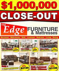 the edge furniture discount furniture mattresses sofas and