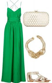 Kelly Green Maxi Dress Accessorise All Areas Three Ways To Wear Green Daily Mail Online