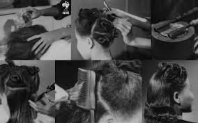 women haircare products in the 1940 women s 1940s hairstyles an overview hair and makeup artist handbook