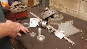 aluminium scrap for casting a gear blank youtube