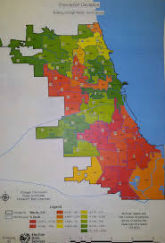 Ward Map Chicago by The Sixth Ward 11 1 11 12 1 11