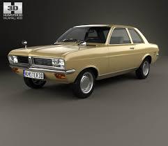 opal car vauxhall viva 1970 3d model hum3d