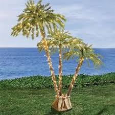 decorative lighted palm tree for faux tropical royal 7