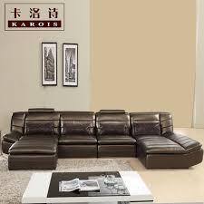 canapé coin morden canapé canapé en cuir coin canapé meubles de salon coin