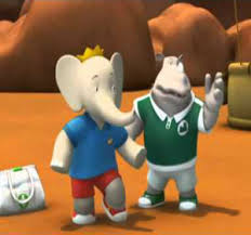 babar adventures badou fawesome tv