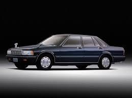 nissan gloria 430 nissan gloria 1987 1988 1989 1990 1991 седан 8 поколение