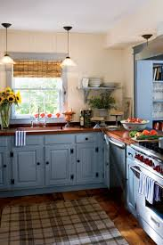 15 ways to add color to your kitchen kitchens farm kitchen