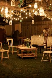 exterior superb back yard wedding reception ideas with backyard