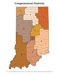 Indiana State Map Boundary Maps Stats Indiana