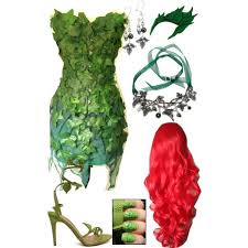 Poison Ivy Halloween Costume Diy 25 Poison Ivy Wig Ideas Red Wigs Poison Ivy