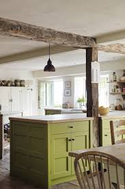green kitchen cabinet ideas colored kitchen cabinets inspiration the inspired room