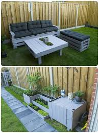 Pallets Garden Ideas Marvellous Pallet Garden Decor Garden Decors