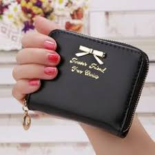 Magnetic Business Card Holder Wallet For Credit Cards Pu Leather Exquisite Magnetic Business