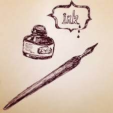 it begins with a simple fountain pen u2013 what i see with my little eyes