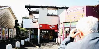 bureau tabac pau l incendie du belino prive le quartier d un lieu de vie sud ouest fr