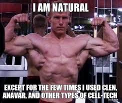 Cell Tech Meme - too much testosterone meme claim hamster tk