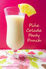 pina colada drink recipe only two ingredients no blender needed